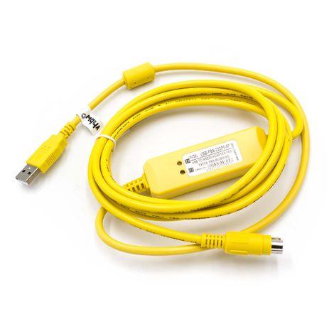 vhbw Cable programador, Cable USB para Fatek Facon serie FBS