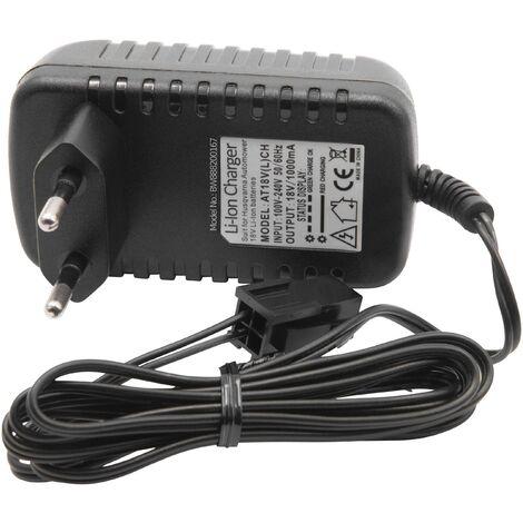 vhbw Cargador Portatil compatible con Husqvarna 588 14 64-02 Robot Cortacesped - Baterías de Li-Ion (18V)