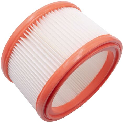 vhbw Cartouche filtrante compatible avec Nilfisk Alto SQ 450-11, 450-21, 450-31, 490-31, 550-11 aspirateur - filtre pour particules fines