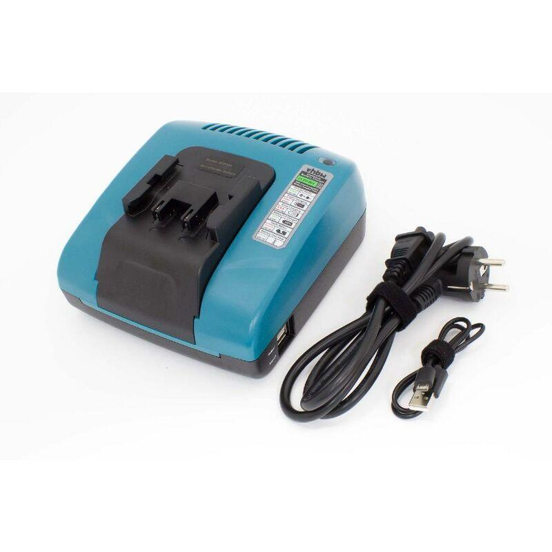 Chargeur compatible avec Hilti CPC 36V, GDG 6-A22, GFB 6X-A22, GPB 6X-A22 batteries Ni-Cd, NiMH d'outils (36V, 24V, 22V, 21,6V) - Vhbw