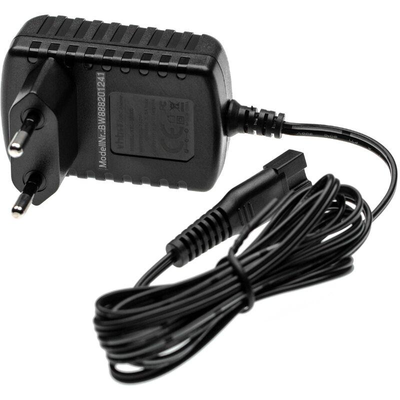 vhbw Chargeur compatible avec Panasonic ER-GB60, ER-GB70, ER-GB80, ER-GC50, ER-GC51, ER-GC70, ER-GC71 Rasoirs