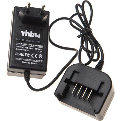 vhbw Chargeur compatible avec Worx WU137, WU161 batteries Li-ion d'outils (12V)