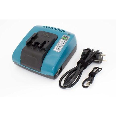 vhbw Chargeur compatible avec Würth 0702300924, APBO/SL 24V, WA 24V batteries Ni-Cd, NiMH d'outils (36V, 24V, 22V, 21,6V)