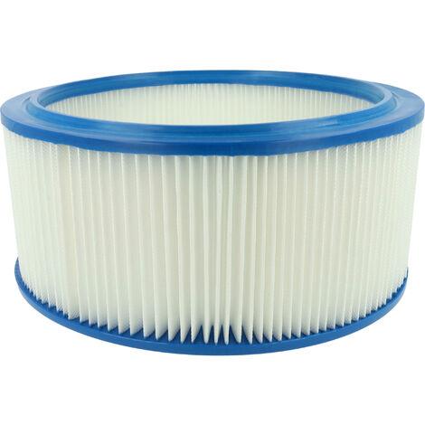 vhbw Elemento filtrante reemplaza Hilti 371145 para aspiradoras seco/mojado -Filtro