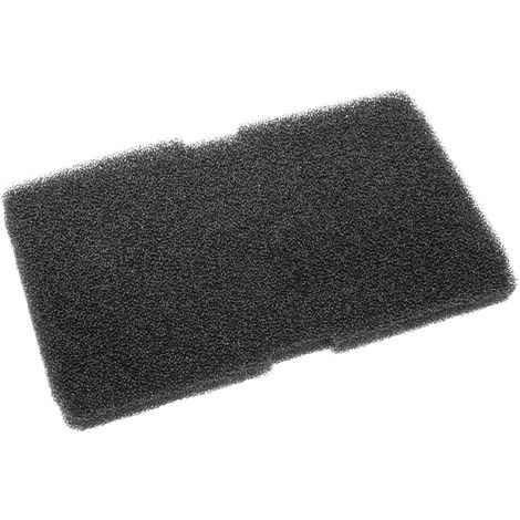 vhbw Evaporator Filter sponge filter for Blomberg TKF 7451, TKF 7454 WE30, TKF 8451 Tumble Dryer Replacement Filter