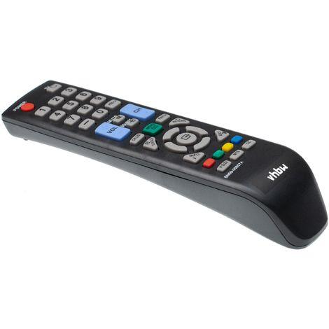 vhbw Fernbedienung Ersatz für Samsung BN59-00857A für Fernseher, TV - Ersatzfernbedienung