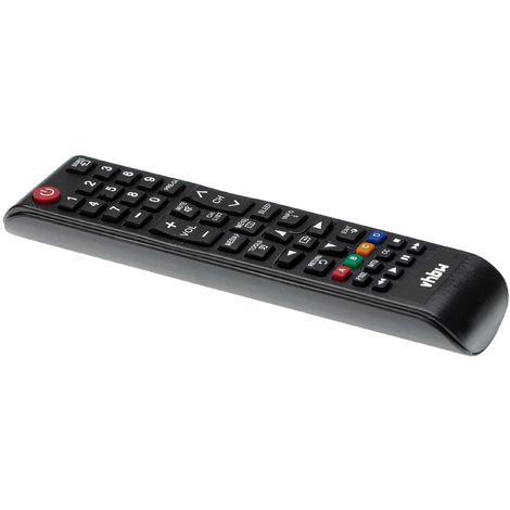 vhbw Fernbedienung passend für Samsung UN60ES6003FXZA, UN60FH6003FXZA, UN60FH6003FXZP, UN60FH6003FXZX Fernseher, TV - Ersatzfernbedienung