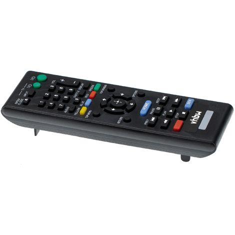 vhbw Fernbedienung passend für Sony BDP-S5100, BDP-S5100E, BDP-S580, BDP-S590, BDP-S590WM Blu-Ray Disc Player - Ersatzfernbedienung