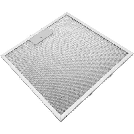 vhbw Filter Metal Grease Filter 32 x 32 x 0,85cm replaces Bauknecht 481248058144 for Extractor Fan metal