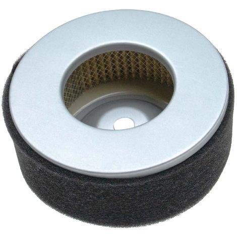 1x Papierfilter, 1x Schaumfilter vhbw Filterset passend f/ür Briggs /& Stratton 28B707-1174-E1 Motor f/ür Rasentraktor
