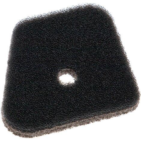vhbw Filtre (1x filtre en tissu / mousse) remplace Stihl 4180 120 1800, 4180-120-1800, 41801201800 pour outils de jardin à moteur, taille haie