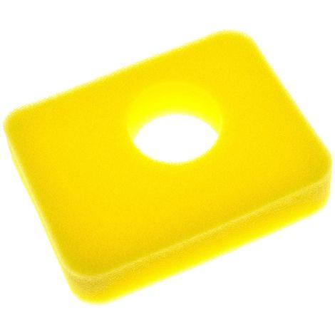 vhbw Filtre à air en mousse compatible avec Briggs & Stratton 09P702-0022-H1, 09P702-0023-H1, 09P702-0024-F1, 09P702-0025-F1 moteur