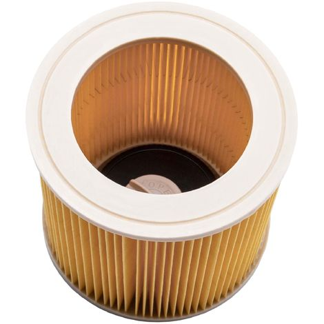 Wessper Cartouche filtrante pour aspirateur Thomas 786//B Pour usage sec