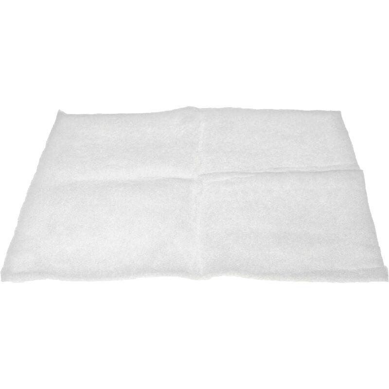 Filtre à graisse de rechange mousse filtrante universel pour hottes aspirantes de 60cm. - Vhbw