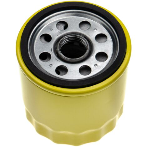vhbw Filtre à huile compatible avec Bobcat 440B, 450 (compatible avec Kohler moteur) , 632, 642, 722, 732 tondeuse à gazon, fraiseuse de racines