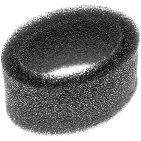 vhbw filtre d'aspirateur remplace Mio Star/Severin 5326-048, 5326048, 9000030649 filtre pour aspirateur; anneau en mousse