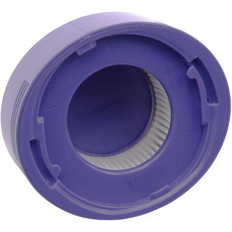 vhbw Filtre d'aspirateur compatible avec Dyson SV10, SV11, V7, V8, V8+ aspirateur - filtre après moteur HEPA