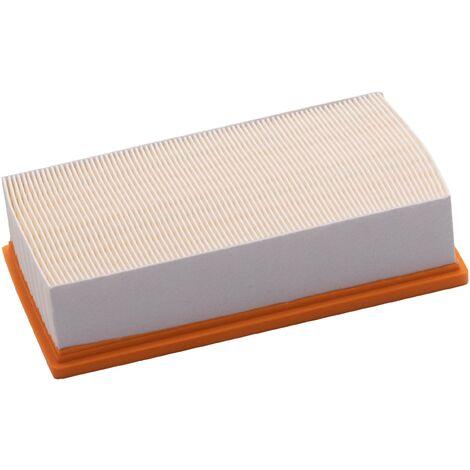 vhbw filtre d'aspirateur compatible avec Kärcher NT 35 /1 Ap, NT 35/1 Tact, NT 35/1 Tact Te, NT 35/1 Tact TE M, NT 361 Eco H aspirateur filtre HEPA