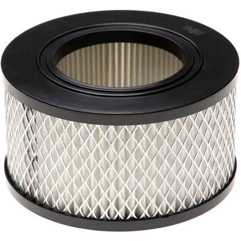 vhbw filtre d'aspirateur compatible avec Nilfisk Attix 33-2H PC, 33-2M IC, 33-xx, 44-2H IC, 44-2M IC, 44-xx aspirateur; filtre HEPA