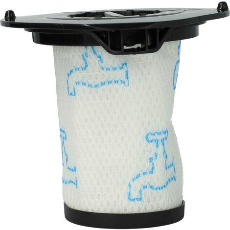 vhbw filtre d'aspirateur compatible avec Rowenta Air Force 460 RH9252, 460 RH9253, 460 RH9256, 460 RH9286, 560 Flex - filtre mousse