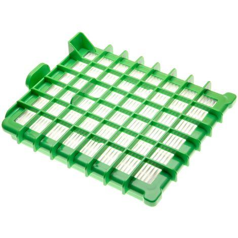 vhbw filtre d'aspirateur compatible avec Rowenta RO385301/410, RO542111/410, RO5423EA/410, RO544111/410, RO544511 aspirateurfiltre HEPA