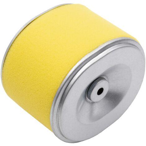 vhbw Filtre de rechange avec préfiltre remplace Honda 17210-ZE2-505, 17210-ZE2-515, 17210-ZE2-822 pour tondeuse à gazon - 10,2 x 9 x 7,7cm