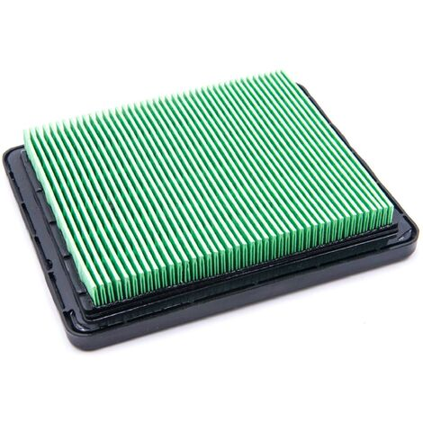 vhbw Filtre de rechange en papier compatible avec Honda HRS216PDA, HRS216SDA, HRT216PDA, HRT216SDA, HRT216TDA tondeuse à gazon - 3 x 11 x 1,9cm