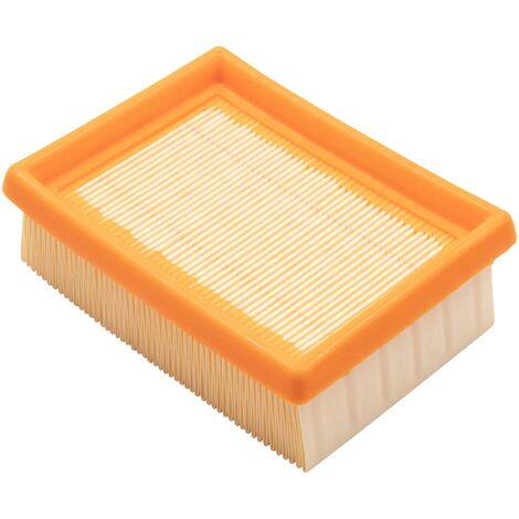 vhbw Filtre remplacement pour Stihl 4224 141 0300, 4224-141-0300, 4224-141-0300A, 42241410300 pour scie électrique, tronçonneuse; filtre à air