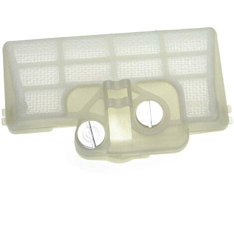 vhbw Filtre remplacement Stihl 1127 120 1620, 1127-120-1620, 11271201620 pour scie électrique, tronçonneuse; filtre en tissu