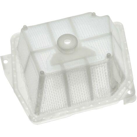 vhbw Filtre remplacement Stihl 1135 120 1600, 1135 120 1601, 1135-120-1600, 1135-120-1601 pour scie électrique, tronçonneuse; filtre en tissu
