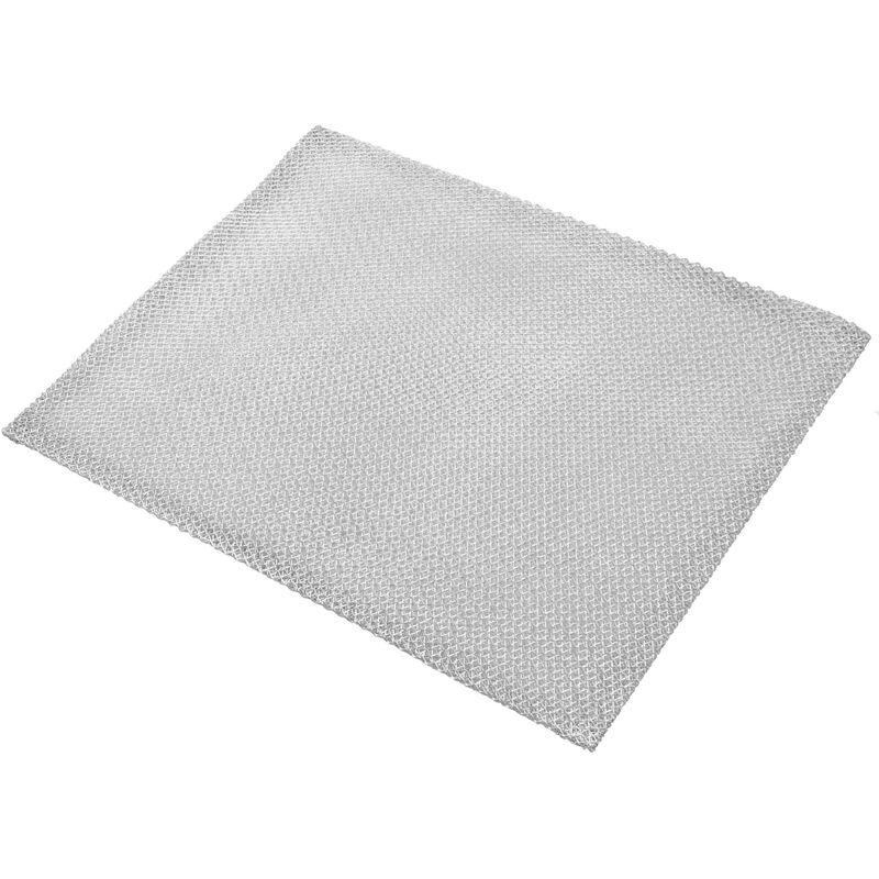 Filtrepermanent filtre à graisse métallique 30 x 23,6 x 0,3cm convient pour Whirlpool AKR 673 857867301120 hottes de cuisinière métal - Vhbw