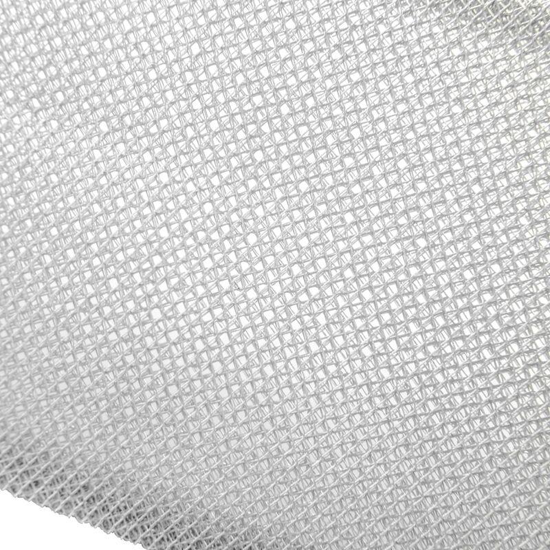 Vhbw Filtrepermanent filtre à graisse métallique 36,8 x 14,7 x 0,45 cm convient pour Bauknecht DNHL2690SW hottes de cuisinière métal