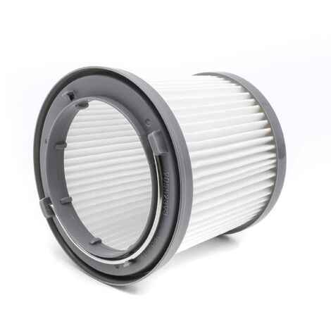 vhbw Filtres à cartouche pour aspirateurs Black & Decker dépoussiéreur Pivot PD1020, PD1020L, PD1420, PD1420LP, PD1820, PD1820L