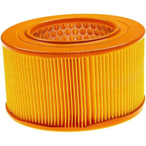 vhbw Filtro (1x filtro de aire) reemplaza Dynapac 239328, 040 301 00, 04030100, 04030100873 para placas de vibración, compresor