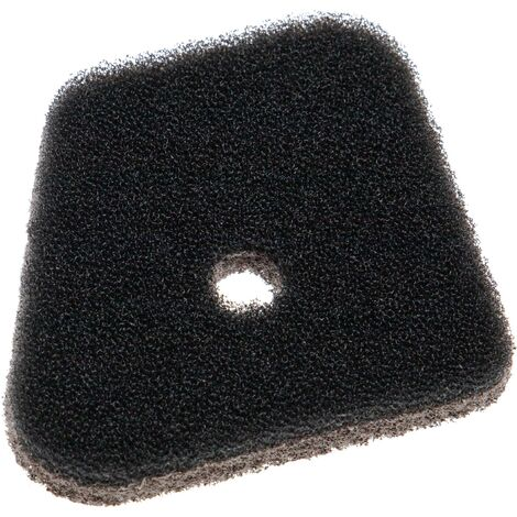 vhbw Filtro (1x filtro de vellón/espuma) reemplaza Stihl 4180 120 1800, 4180-120-1800, 41801201800 para bordeadora, cortasetos