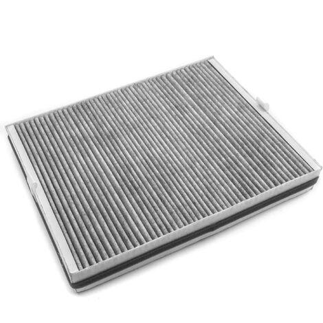 COSTWAY Filtro Purificatore Filtro per Purificare l/'aria Filtro Depuratore d/'aria Filtro HEPA Dimensioni:17,5 x 17,5 x 14 cm