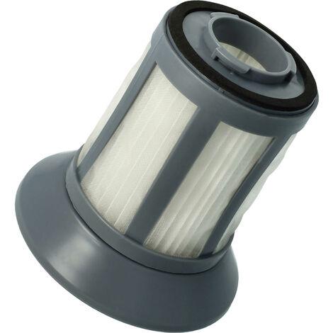 vhbw Filtro compatible con Clatronic Eco-Cyclon BS 1293, BS 1304 aspiradora; elemento filtrante (filtro nailon + filtro HEPA)
