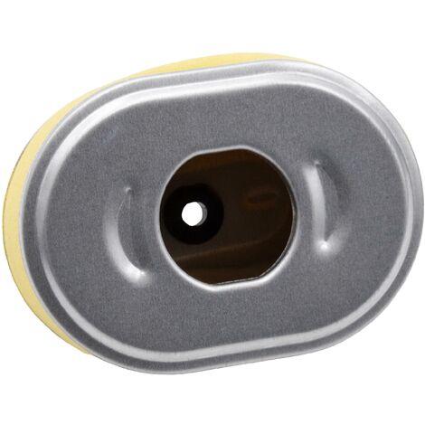 vhbw filtro con prefiltro de repuesto como John Deere AM123909, MIU11464 para cortacésped; 10,1 x 7,2 x 5,1cm