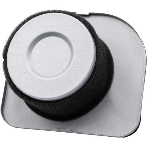 vhbw filtro con prefiltro de repuesto para Kawasaki FA130D, FA210D, FG150D, FG200D cortacésped; 12,5 x 11 x 5,5cm