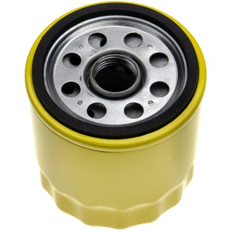 vhbw Filtro de aceite, filtro de repuesto compatible con Case 410, 420, 420CT, SR130, SR150, SR175, SV185 cortadora de césped, fresadora de raíz