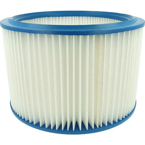 vhbw Filtro de aspirador compatible con Hilti VCU 40 L aspirador; filtro de pliegues