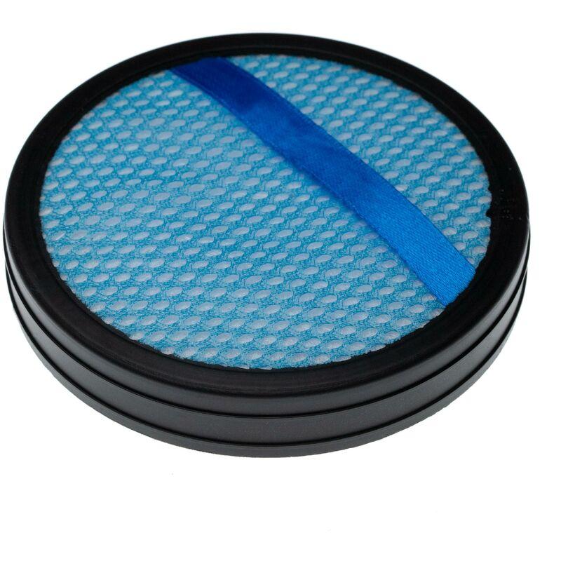 Filtro de aspiradora compatible con Philips PowerPro Aqua FC6405, FC6407 aspiradora a batería - Filtro de espuma - Vhbw