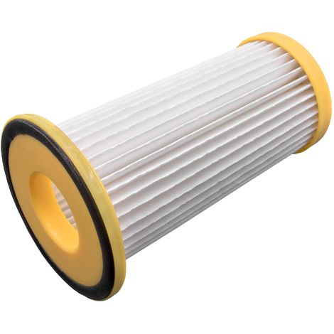 vhbw Filtro de aspirador para Philips FC8028, FC8256/01 HomeCare, FC8257/01 ParquetCare, FC8261, FC8261/01 HomeCare, FC8262 filtro de cartucho