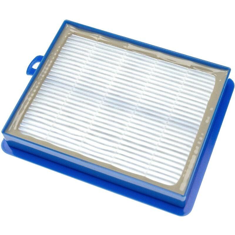 Filtro de aspiradora compatible con AEG Air Max AAM 6132, 6133, 6134, 6135, 6136, 6137, 6138, 6139 - Filtro HEPA antialérgico, Fibra de vidrio - Vhbw