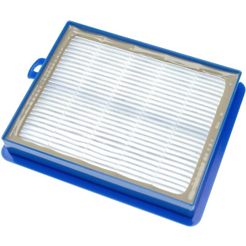 vhbw Filtro de aspiradora compatible con AEG Air Max AAM 6140, 6141, 6142, 6143, 6144, 6145, 6146, 6147 - Filtro HEPA antialérgico, Fibra de vidrio