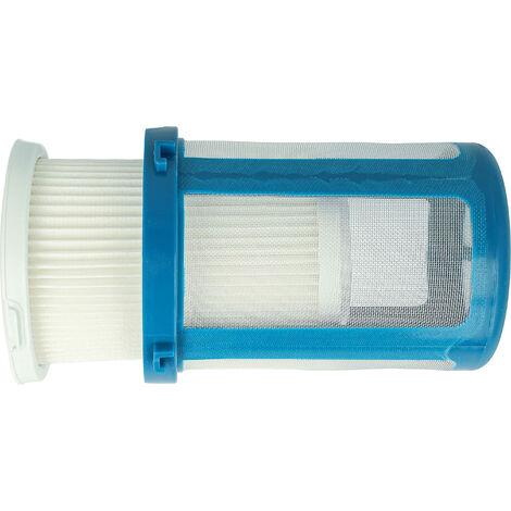 vhbw Filtro de aspiradora compatible con Black & Decker Multipower Allergy CUA625BHA aspiradoras; filtro combinado (prefiltro + filtro HEPA)