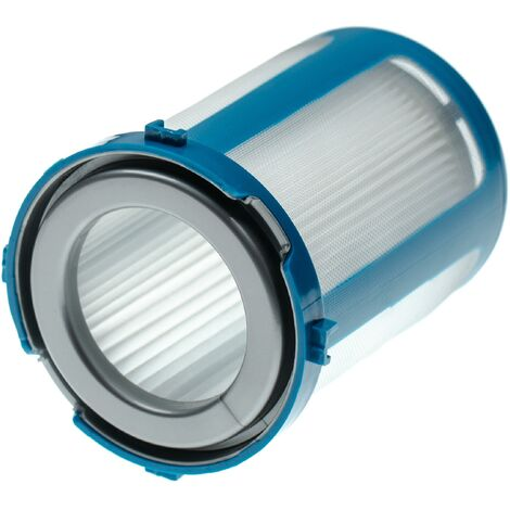 vhbw Filtro de aspiradora compatible con Black & Decker Powerseries Pro HCUA525JA aspiradoras; filtro combinado (prefiltro + filtro HEPA)