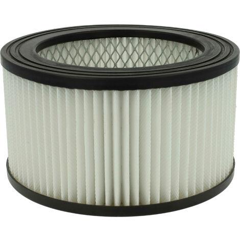 vhbw Filtro de aspiradora compatible con Monzana (todos los modelos de aspiradores de cenizas) aspiradora - Filtro HEPA