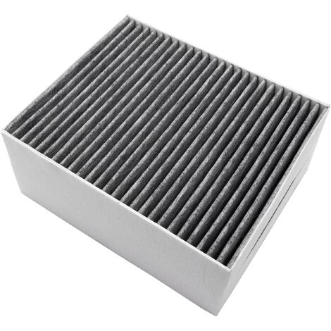 vhbw Filtro de carbón activo adecuado para campanas extractoras de humo Siemens LC97KC532/03, LC97KC632/01, LC97KC632/02, LC97KC632/03, ...