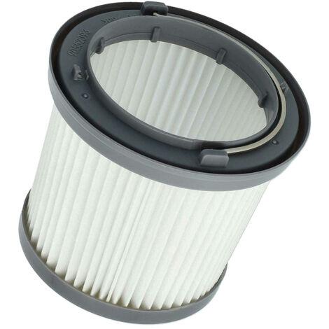 vhbw Filtro de cartucho para aspiradora Black & Decker Dustbuster Pivot PV1425, PV1425N, PV1810, PV1825, PV1825N, PV9610